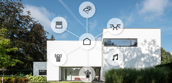 JUNG Smart Home Systeme bei Elektro Auer in Oberickelsheim