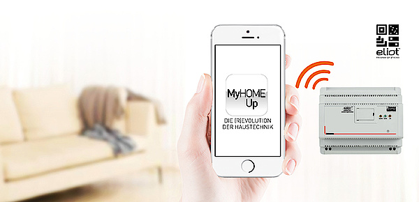 MyHOME / MyHOME_Up bei Elektro Auer in Oberickelsheim